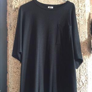 NWOT MTWTFSS Weekday oversized t-shirt dress, XS 0